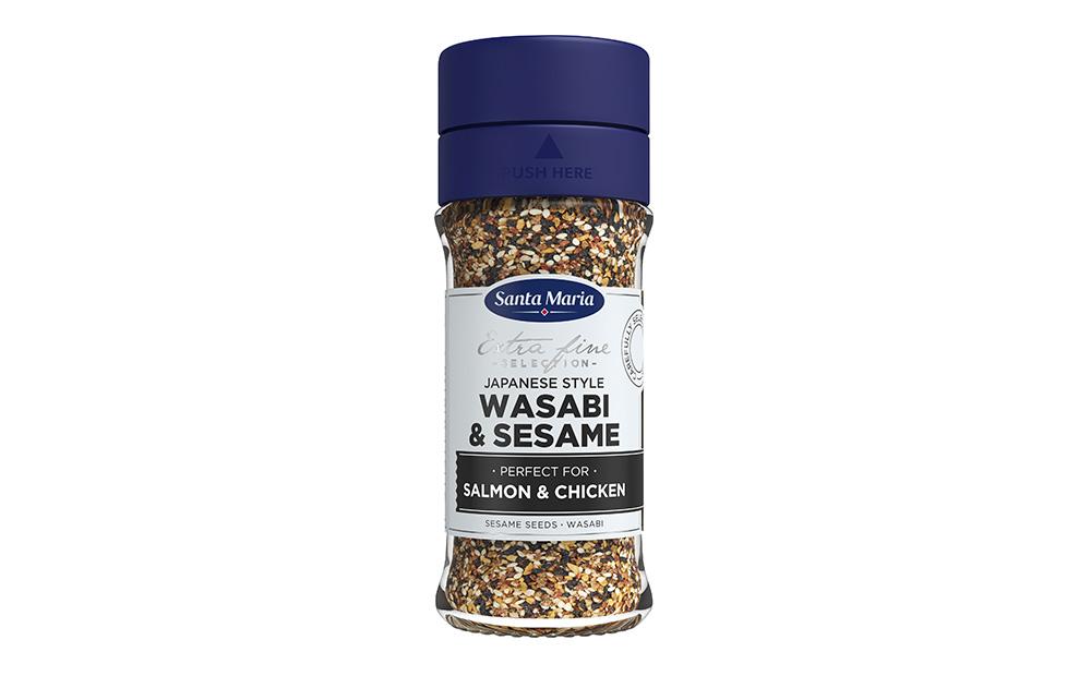 WASABI & SESAME